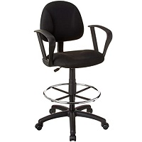 Boss Office B1617-BK Chair Summary