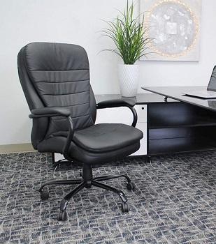 Boss Office B991-CP Chair
