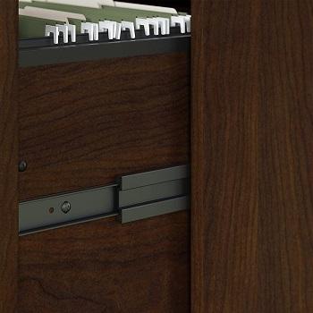 Bush Furniture Key West File Cabinet 2