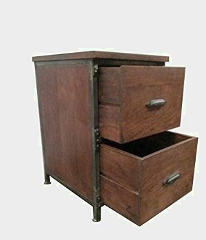 Caffey 2-Drawer Filing review