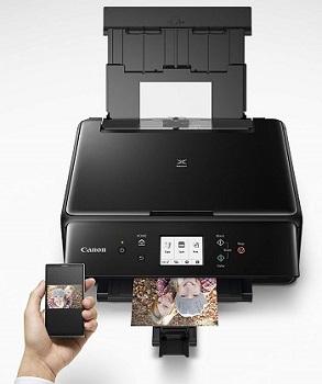 Canon PIXMA TS6220 Printer Review2