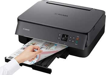 Canon TS6420 Inkjet Printer Review