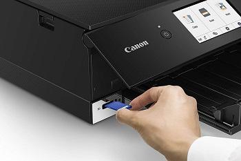 Canon TS8320 Inkjet Printer 2
