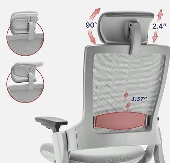 Clatina Adjustable Chair