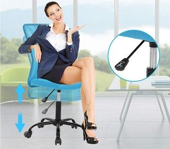 Dkeli Ergonomic Modern Chair