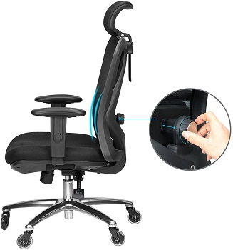 Duramont DDC312 Office Chair Review