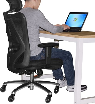 Duramont Ergonomic Adjustable Chair Review