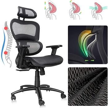 Ergosuit Adjustable Desk Chair Review