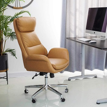 Glitzhome 70s Desk Chair Review