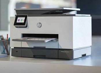 HP Officejet Pro 9025 Inkjet Printer 2