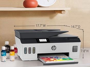 HP Smart Tank 651 Printer Review