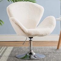 H&Y Adjustable Height Desk Chair No Wheels Summary
