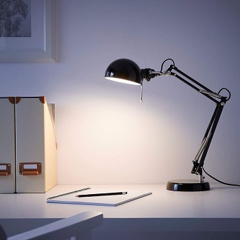 Ikea Forsa Work Lamp Review