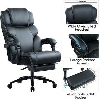 Kcream 9117 Office Chair