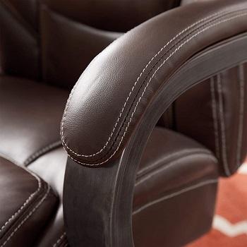La-Z-Boy Delano Desk Chair 400 Lbs Review