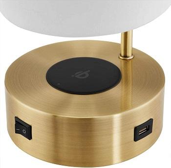 Lampression USB Nightstand Lamp