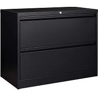 Lateral File Cabinet with Lock picks