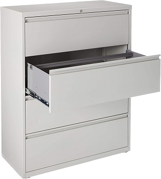 Lorell 4-Drawer Lateral review