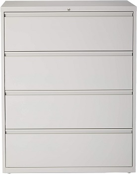 Lorell 4-Drawer Lateral