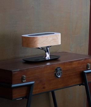 Masdio by Ampulla Bedside Lamp