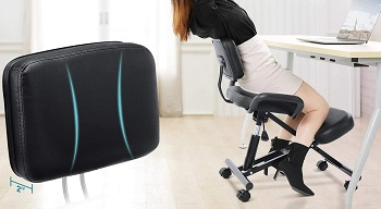 Maxkare Kneeling Chair Review