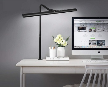 Mipaws LED Desk Lamp Review
