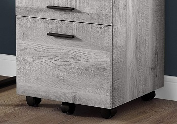 Monarch Specialties 3 Drawer File review