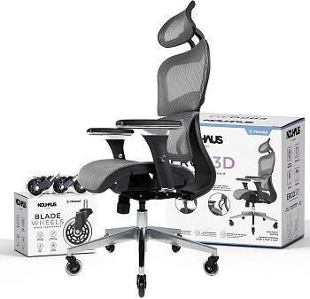 Nouhaus Ergo3D Mesh Computer Chair