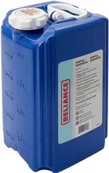 Reliance Water Container