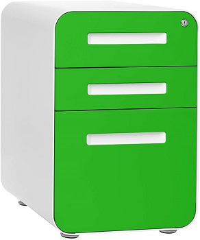 Stockpile 3-Drawer Mobile File Cabin review