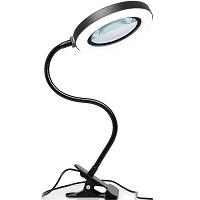 Tneltueb Magnifying Glass Lamp Picks