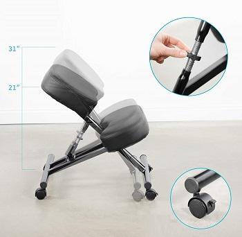 Vivo Dragonn Kneeling Chair Review