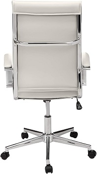 best of best all white desk office chair