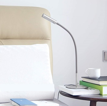 Acegoo Gooseneck LED Desk Lamp