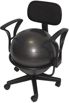 Aeromat 35955 Deluxe Ball Chair