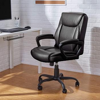 AmazonBasics Computer Desk Chair