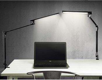 Amzrozky Metal Architect LED Desk Lamp