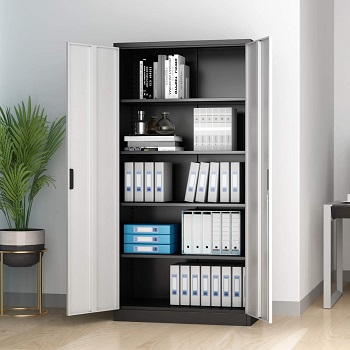 Aobabo Storage Filing Cabinet