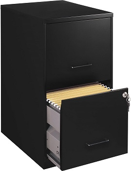 BEST 2-DRAWER CHEAP FILING CABINET WITH LOCK