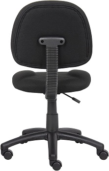BEST ARMLESS AFFORDABLE HOME OFFICE CHAIR
