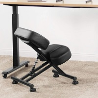 BEST ARMLESS AFFORDABLE OFFICE CHAIR FOR BACK PAIN Summary