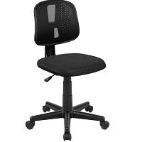 BEST ARMLESS HOME OFFICE CHAIR FOR BACK PAIN Summary