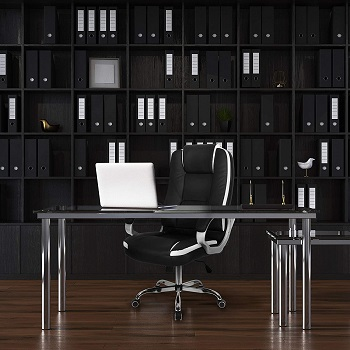 BEST BASIC OFFICE CHAIR WITH ARMS