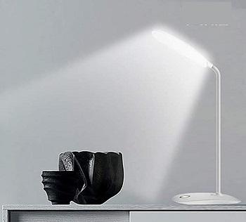 BEST BATTERY-OPERATED FLEXIBLE DESK LAMP