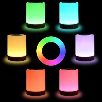 BEST BEDSIDE RGB DESK LAMP