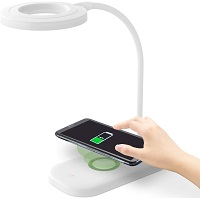BEST BENDABLE LED LAMP WITH WIRELESS CHARGER Picks