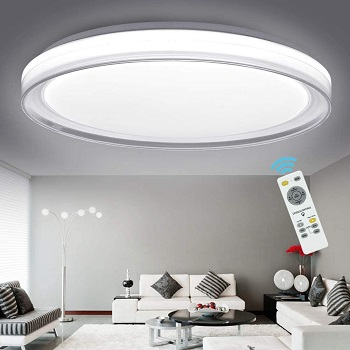 BEST CEILING LIGHT FOR HOME OFFICE