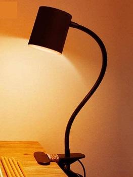 BEST CLAMP DESK LAMP FOR EYES
