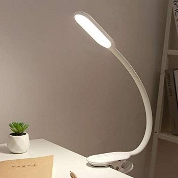 BEST CLAMP FLEXIBLE BEDSIDE READING LAMP