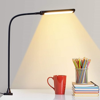 BEST CLAMP LAMP FOR HOME OFFICE